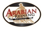 Arabian Reining Horse Futurity Classic slides to winning close
