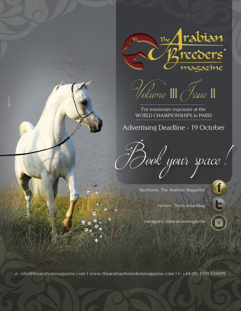 Celebrating breeders around the world - The Arabian Breeders' Magazine