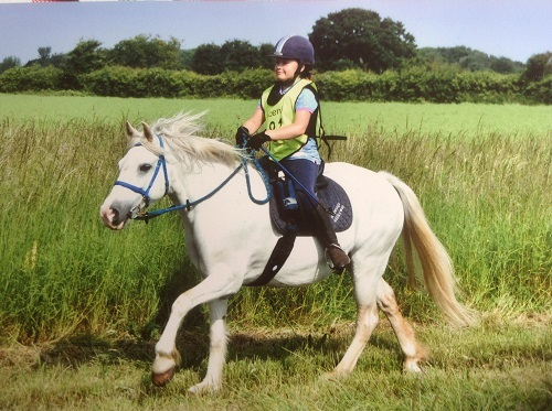 Endurance Riding – something for all the family!