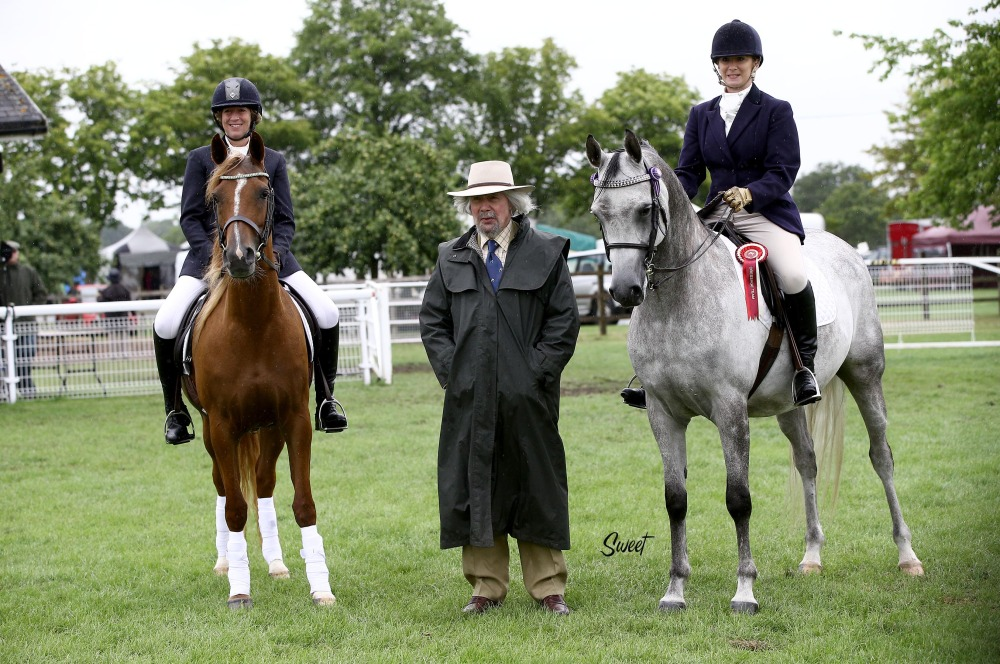 The 2017 British National Championships: Dressage