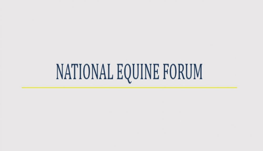 Outstanding programme announced for 25th National Equine Forum