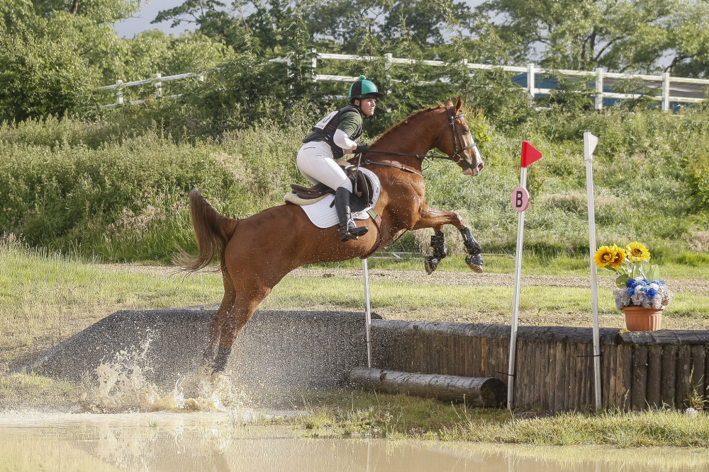 The Girl with the Jumping Arabs – Avonbrook Stud on Tour