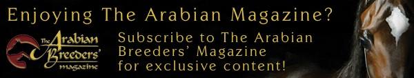 The Arabian Breeders' Magazine