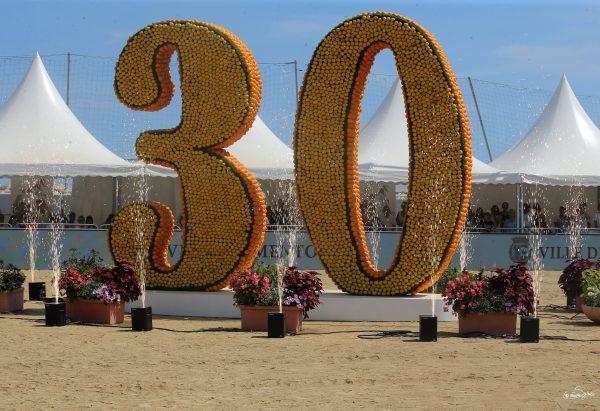Menton Arabian Horse Show