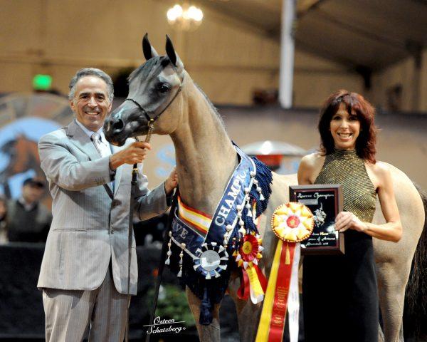 Nada Al Shahania Champion Scottsdale