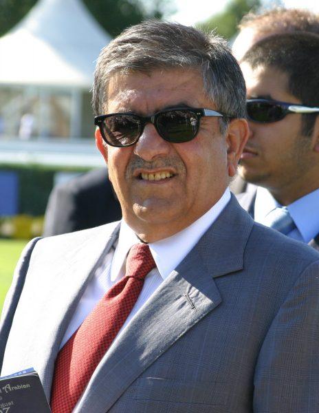 His Highness Sheikh Hamdan bin Rashid Al Maktoum